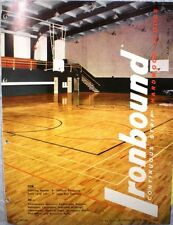 Robbins Flooring Catalog Gym Gymnasium Hardwood Wood Floors ASBESTOS Mastic 1962
