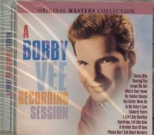 BOBBY VEE - RECORDING SESSION - ORIGINAL MASTERS COLLECTION - CD - NEW