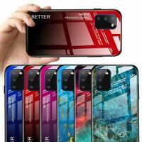 Pour Samsung Galaxy S20 FE S20 ULTRA S20 étui verre trempé coque arrière hybride