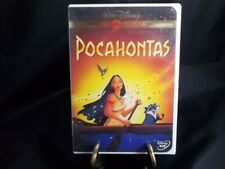 Pocahontas (DVD, 2000, Gold Collection Edition) - Used/Acceptable Condition