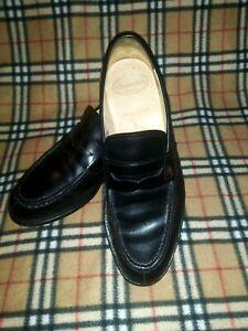 Church's Custom Grade Men's Loafer Shoes Black Size 10D