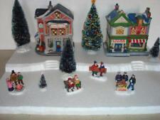 Christmas Village Display Base Platform JH2 Dept 56 Lemax Dickens + More