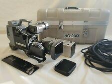 Ikegami HC-200 Camcorder Kamera, Canom YH19 x 6.7, KRS IX12,Canon BCTV Zoom Lens
