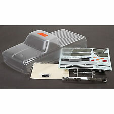 Vaterra On-Road Body Set, Clear: 1/10 1972 Chevy C10, VTR230052