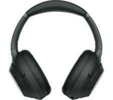 Sony WH1000XM3 Wireless Noise Cancelling Headphones - Black