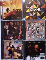 Musik-CDs-Sammlung Pop-Rock Alben Keane-Perfekt Symmetry,Bryan Ferry-Boys &Girls