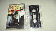 paul weller cassettes x 2 you do something to me / hung up     fast dispatch