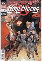 New Challengers #1 DC Comic 1st print 2018 unread NM