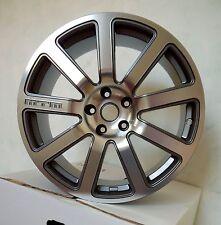 MTM Bimoto Felge 9,5x19 5x112 ET45 Titan-Poliert Rad Alufelge Audi VW Seat Skoda