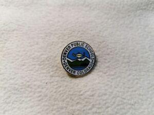 Denver Public Schools - Denver Colorado United States pin