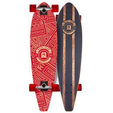 LONGBOARD Skateboard COMPLETE 9 in x 36 in Ages 5+ 62mm Wheels