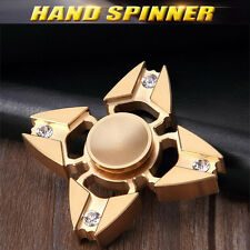 Mini Pocket Toys Diamond Hand Spinner Fidget Finger Toy EDC Kids Adult US Stock