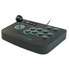 Lioncast Retro Arcade Fighting Stick - Schwarz