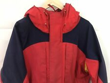 Vintage Early 92 Berghaus Goretex Jacket Red Size L