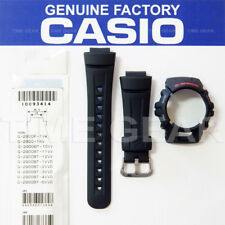 CASIO GENUINE FACTORY G-SHOCK BAND AND BEZEL SET FOR: G-2900, G-2900F, G-2900BT