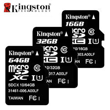 Classic TF Flash Card 16GB 32GB 64GB Class 10 Micro SD Memory Card UHS-I SDHC U1