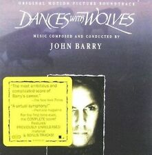 NEW Dances with Wolves (Audio CD)