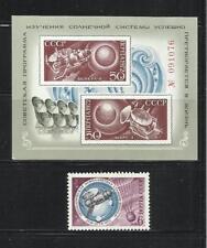 U.R.S.S. Año: 1972. Tema: ESPACIO.