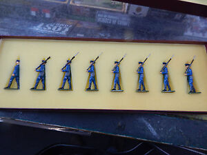 54mm Metal Painted Toy Soldiers Royal Airforce 1925 by Bastion Models