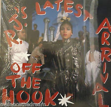 "RJS LASTEST ARRIVAL - Off The Hook ~ 12"" Single PS US PRESS"