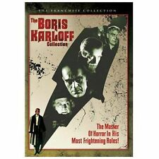 The Boris Karloff Collection DVD Franchise Collection 5 Horror Classics! BNIB