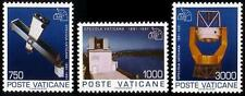 Vatican 1991 Mi 1040-42 ** Vatikanische Sternwarte Observatory Specola