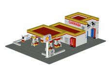 Shell Service Station Instructions LEGO 10185 10182 10218 10211 7993 10243
