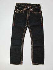 True Religion Bobby Big Super T Schwarz Black Jeans Hose Denim Neu 32