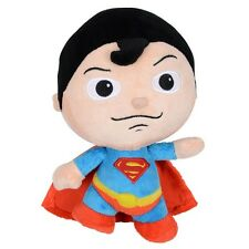 """DC SUPERMAN 9"""" PLUSH SOFT TOY BRAND NEW WITH TAGS LITTLE MATES"""