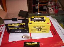 BATTERIA MOTOBATT AGM ERMETICA YTZ10S HONDA CBR 954 929 RR CB 900 CB 1000 R