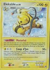 RARE CARTE POKEMON HOLO MERVEILLES SECRETES ELEKABLE 25/132  100 PV