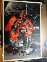 """Martin Ansin """"Ender's Game Regular"""" Mondo Print"""