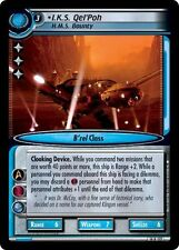 Star Trek CCG 2E What You Leave Behind I.K.S. Qel'Poh, H.M.S. Bounty 14R112
