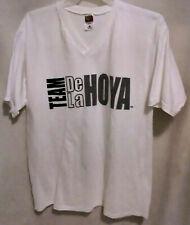 Team Oscar De La Hoya Vintage '90  SIZE XL ORIGINAL TEAM T-SHIRT NEW NEVER WORN