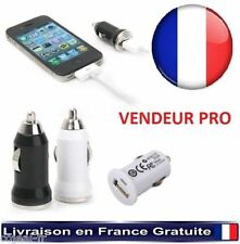 USB AUTO/VOITURE CHARGEUR ALLUME CIGARE POUR IPHONE/SAMSUNG/SONY NEUF