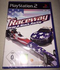 Playstation 2 Spiel - Raceway Drag & Stock Racing - komplett Deutsch PS2 Neu OVP