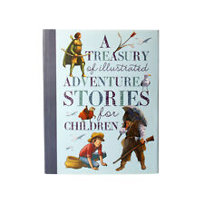 A Treasury of Illustrated Adventure Stories for Children Robin Hood Tom Sawyer
