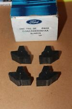 NOS 1963 1964 FORD GALAXIE FASTBACK CONVERTIBLE DOOR BUMPERS C2AZ 6223030 AA