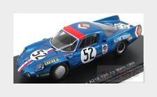 Alpine A210 #52 24H Le Mans 1968 J.L.Therier B.Tramont Blue SPARK 1:43 S4373