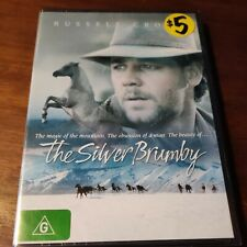 The Silver Brumby DVD John Tatoulis 1992 Russell Crowe Like Postage
