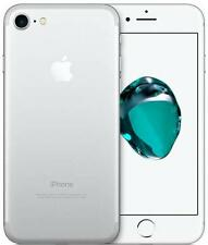 Apple iPhone 7 128gb Silver Argento senza un graffio