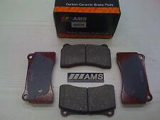AMS R35/GTR REAR CARBON CERAMIC BRAKE PADS