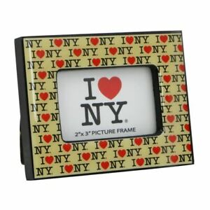 Mini I Love NY Picture Frame