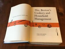 Mrs. Beeton's Cookery And Household Management Hard Cover Book