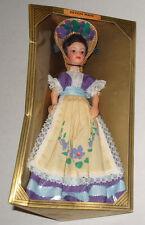 VINTAGE 1960s DEVON Maid Personaggio Bambola originale souvenir Inscatolato Nuovo