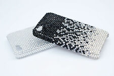 Black Crystallized Bling Bling iPhone4 Casing