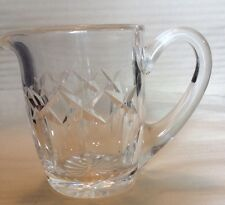 SIGNED WATERFORD CRYSTAL KERRY CREAMER