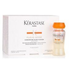 Kerastase Fusio-Dose Concentre Concentrate Oleo-Fusion 10x 12ml Hair Care NIB