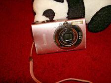 Canon PowerShot Digital ELPH SD1100is Pink 8.0MP Digital Camera