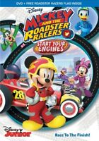 Mickey and the Roadster Racers: Start Your Engines (DVD,2017)